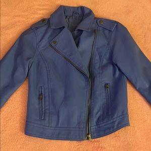 Aeropostale blue jacket XS